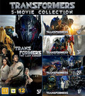 Transformers 5-Movie Collection (Blu-ray) (5-disc)