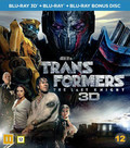 Transformers 5 - Last Knight (Real 3D + Blu-ray) (3-disc)