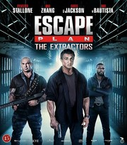 Escape Plan 3 - The Extractors (Blu-ray)