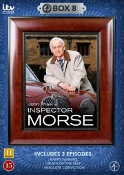 Kommissarie Morse - Box 8 Del 22-24
