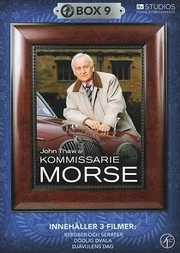 Kommissarie Morse - Box 9 Del 25-27