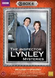 Kommissarie Lynley - Box 4 Del 10-13