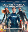 Captain America - The Winter Soldier (Blu-ray) (Begagnad)
