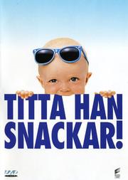 Titta Han Snackar!