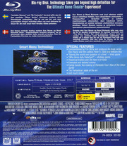 Fantastic 4 - Rise of the Silver Surfer (Blu-ray) (Begagnad)
