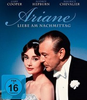 Love In the Afternoon (ej svensk text) (Blu-ray)