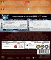 Logan (4K Ultra HD Blu-ray)