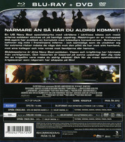 Act of Valor (Blu-ray + DVD) (Begagnad)