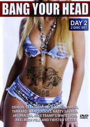 Bang Your Head 2005 - Day 2 (2-disc)