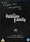 Familjen Addams - Säsong 1-3 (9-disc)