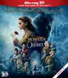 Skönheten Och Odjuret (Real 3D + Blu-ray)