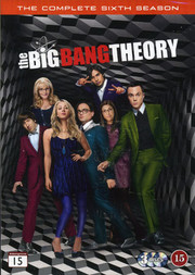 Big Bang Theory - Säsong 6