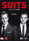 Suits - Säsong 3 (Begagnad)