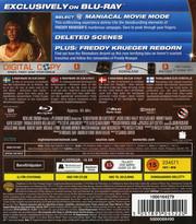 A Nigthmare On Elm Street (2010) (Blu-ray) (Begagnad)