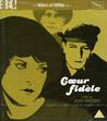 Coeur Fidèle (ej svensk text) (Blu-ray + DVD)