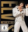 Elvis: That's the Way It Is (ej svensk text) (Blu-ray)