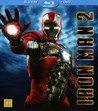 Iron Man 2 (3-disc) (Blu-ray + DVD)