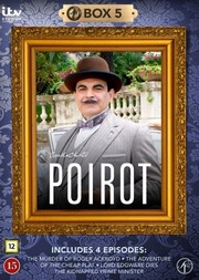 Poirot - Box 5