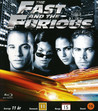 Fast And the Furious (Blu-ray) (Begagnad)