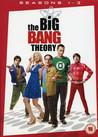 Big Bang Theory - Säsong 1-3 (10-disc)