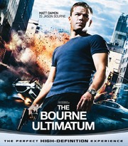 Bourne Ultimatum (Blu-ray) (Begagnad)