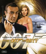 Agent 007 Ser Rött (Blu-ray) (Begagnad)