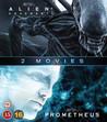 Prometheus / Alien: Covenant (Blu-ray) (2-disc)