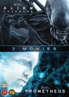 Prometheus / Alien: Covenant (2-disc)