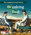 Breaking Bad - Säsong 2 (Blu-ray)