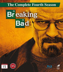 Breaking Bad - Säsong 4 (Blu-ray)
