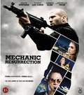 Mechanic - Resurrection (Blu-ray)