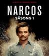 Narcos - Säsong 1 (Blu-ray)