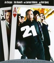 21 (Blu-ray) (Begagnad)