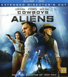 Cowboys & Aliens (Blu-ray + DVD) (Begagnad)