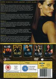Alias - Complete Series (29-disc)