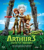 Arthur 3 Och De Två Världarna (Blu-ray)