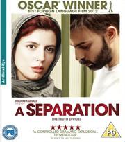 A Separation (ej svensk text) (Blu-ray)