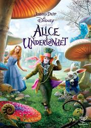 Alice I Underlandet (2010) (Begagnad)