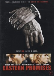 Eastern Promises (ej svensk text)