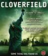 Cloverfield (Blu-ray) (Begagnad)