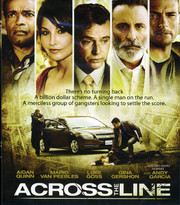 Across the Line (Blu-ray) (Begagnad)
