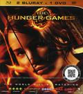 Hunger Games (Blu-ray 2-disc + DVD) (Begagnad)