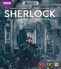 Sherlock - Säsong 4 (Blu-ray)