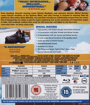 Eternal Sunshine of the Spotless Mind (ej svensk text) (Blu-ray)
