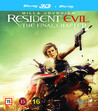 Resident Evil: Final Chapter (Real 3D + Blu ray)