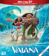Vaiana (Real 3D + Blu-ray)
