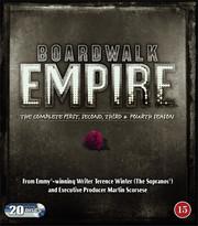 Boardwalk Empire Box - Säsong 1-4 (19-disc) (Blu-ray)