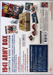 1941 - Army Box Limited Edition (3-disc)