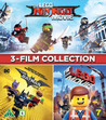 Lego - 3 Film Collection (Blu-ray)