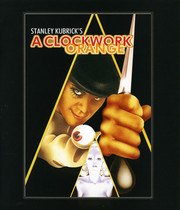 A Clockwork Orange (Blu-ray) (Begagnad)